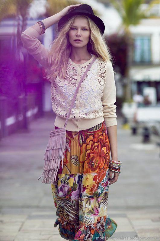India Style primavera verano 2014.