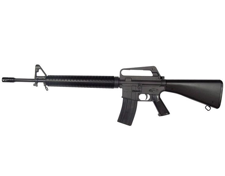 m16 rifle | M16 rifle - Park Pedia - Jurassic Park, Dinosaurs, Stephen Spielberg