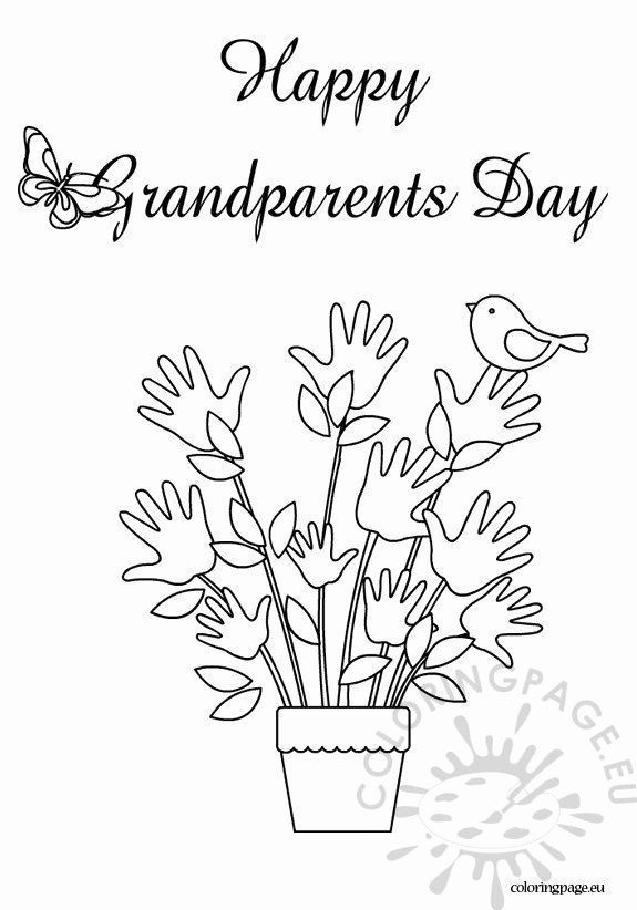 Grandparents Day Coloring Pages Fresh Happy Grandparents Day Coloring Sheet Coloring Page Gr In 2020 Happy Grandparents Day Grandparents Day Grandparents Day Crafts