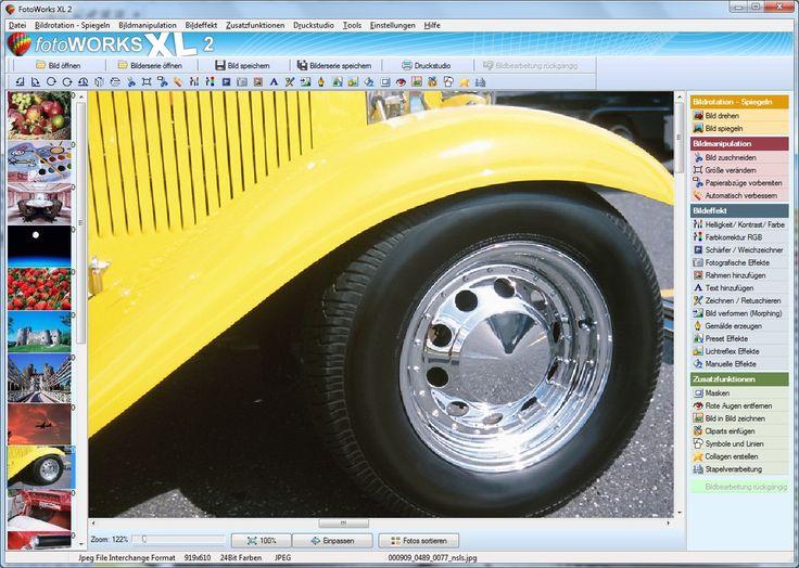 Windows 7 Fotobearbeitungsprogramm