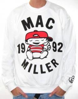 Mac Miller, Sweatshirt, 1992