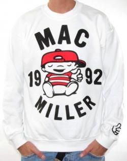 Mac Miller, Sweatshirt, 1992