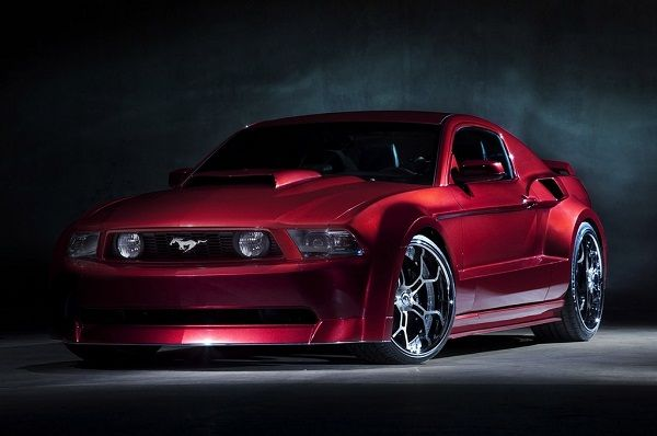 2015 ford mustang boss 429