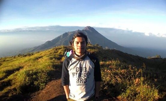 View : Merapi Mountain
