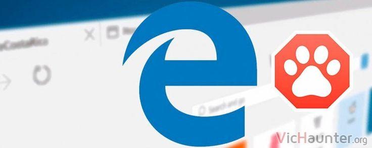 El primer ad-blocker para Microsoft Edge -  Si eres asiduo usuario de internet para cualquier fín te habrás dado cuenta de que en la mayoría de páginas web ponemos algunos anuncios en la mayoría de los casos con la intención de financiar los gastos que nos ocasiona el hospedaje y dominio y en otros casos lo usan como fuente de ingresos. A []  La entrada El primer ad-blocker para Microsoft Edge aparece primero en VicHaunter.org.