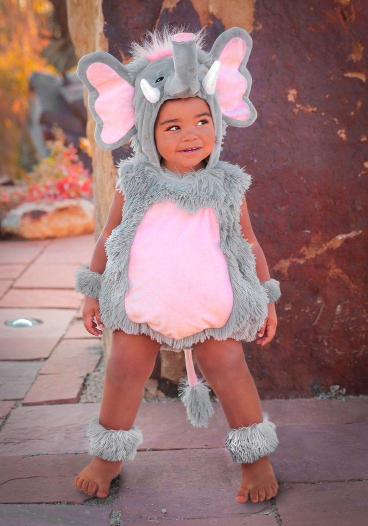 Toddler Elsa the Elephant