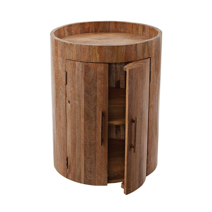 Drum Bar Table design by Lazy Susan