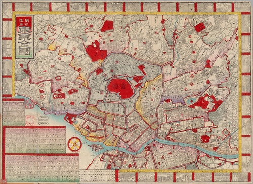 Best Japanese Graphic Maps Images On Pinterest Vintage Maps - Japan map road