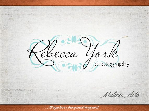 Logo desing - Vintage logo - Hand drawn logo - Watermark photography logo BUY 2 and GET 1 FREE!!!