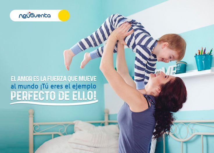 ¡Eres única #MamáEmpresariaNovaventa