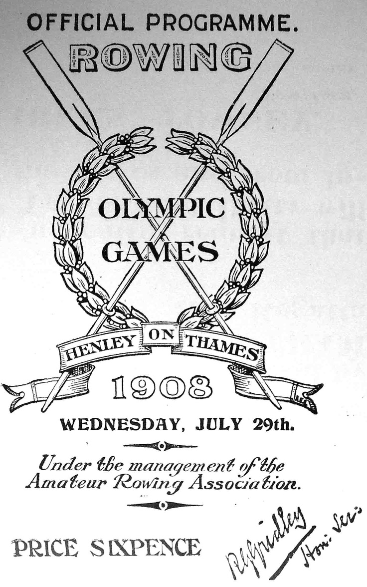 Olympic Games, 1908