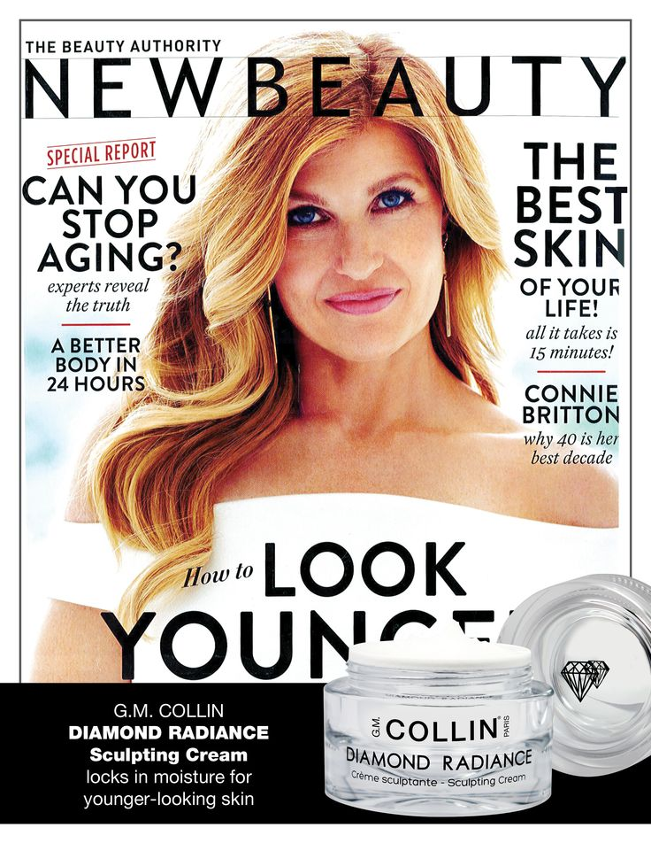 G.M. Collin Diamond Radiance Cream in New Beauty - Summer/Fall 2015 #beauty #cosmetics #skincare #spa #wellness #wellbeing #cocooning #press #pressreview #magazine #NewBeauty #antiaging #DiamondRadiance #gmcollin #gmcollinparis #gmcollinskincare