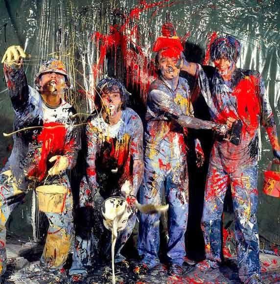 The Radder: The Stone Roses #theradder