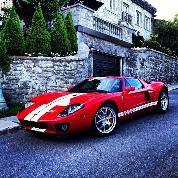 Luxury Sports Cars: 318 Best Ford GT & GT40 Images On Pinterest