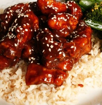 Laura's General Tso's Chicken | Simple Dish | Quick, Easy, & Healthy Recipes for Dinner