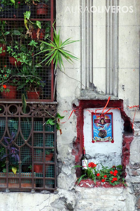 Barrio de Boca en Bs As - Fotografía por Aura Oliveros 2013