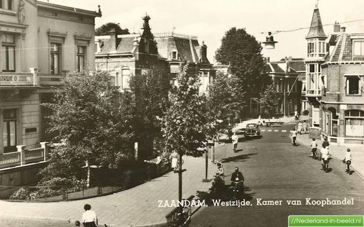 Westzijde zomer 1965