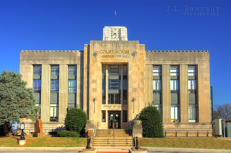 Franklin county tn courthouse winchester tn by jl