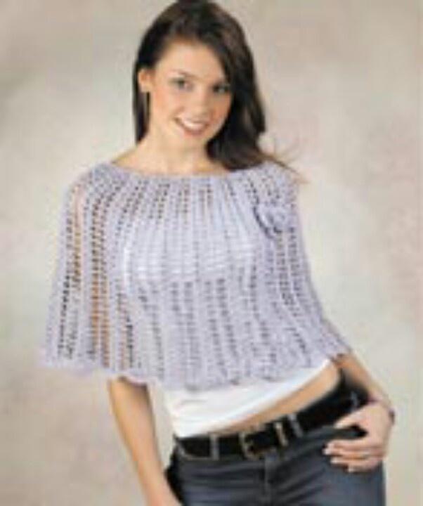 180 mejores imágenes de Crochet fashion en Pinterest   Patrones de ...