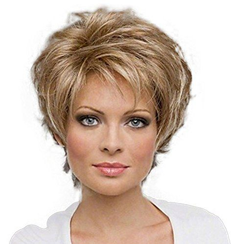 Diy-Wig Beautiful Fluffy Full Hair Synthetic Wigs for Ele... https://www.amazon.com/dp/B01BEX4GU6/ref=cm_sw_r_pi_dp_x_6PrTxbF3ACF9M