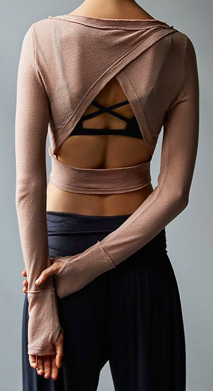 Cut Out Layering Top
