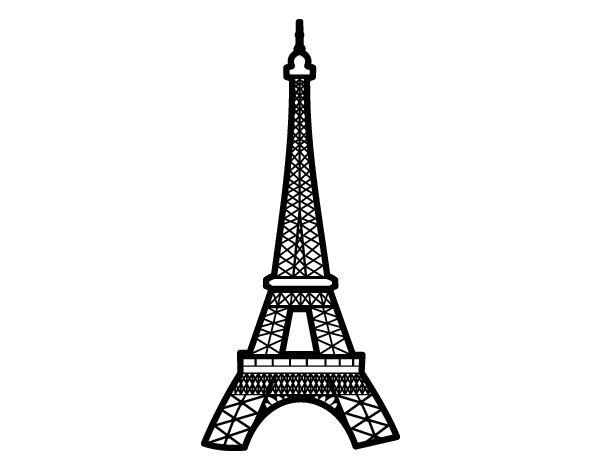 Torre Eiffel Dibujo Animado A Color: 17 Best Ideas About Torre Eiffel Dibujo On Pinterest