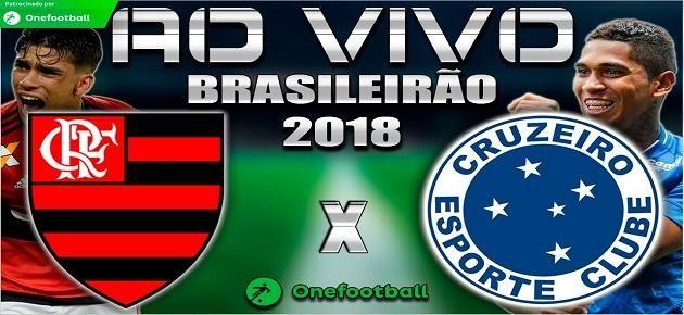 Jogo Flamengo X Cruzeiro Ao Vivo Online Youtube Com Imagens