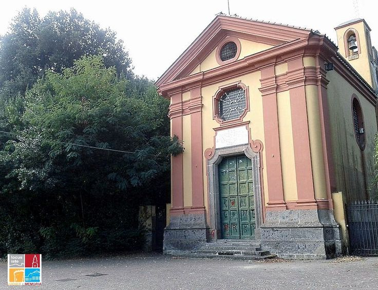 La chiesa di San Gennaro nel Parco di Capodimonte