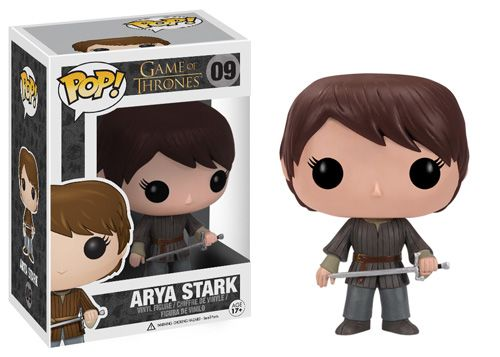 Pop! Television: Game of Thrones – Series 2 Figurine Set – Available APRIL 11TH! Pre-Order NOW! | Sunset Daily