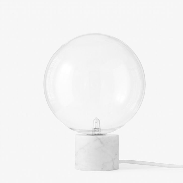 Bilderesultat for &tradition marble table lamp