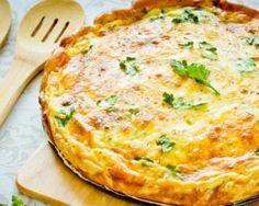 Quiche allégée au thon : http://www.fourchette-et-bikini.fr/recettes/recettes-minceur/quiche-allegee-au-thon.html