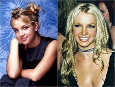 Frisuren Ideen für 90er Jahre Party - Britney Spears