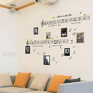 Oltre 25 fantastiche idee su Adesivi murali su Pinterest | Parete ...