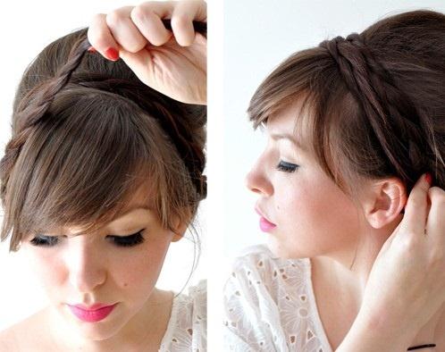 Peinados sencillos : cosascositasycosotasconmesh #PrimerasVecesByCyzone
