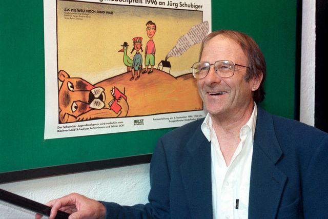 Jürg Schubiger - autor 2008