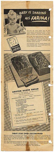 Pillsbury's Best Flour Recipes 1944 HM0057 B | Flickr - Photo Sharing!