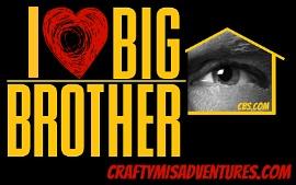 Crafty Home Improvement (Mis)Adventures: Big Brother: When Willie Went Kookookachoo