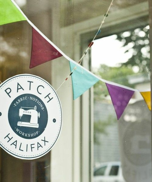 Patch Halifax | Fabrics, Notions, Workshops