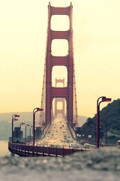 SF - Golden Gate Bridge