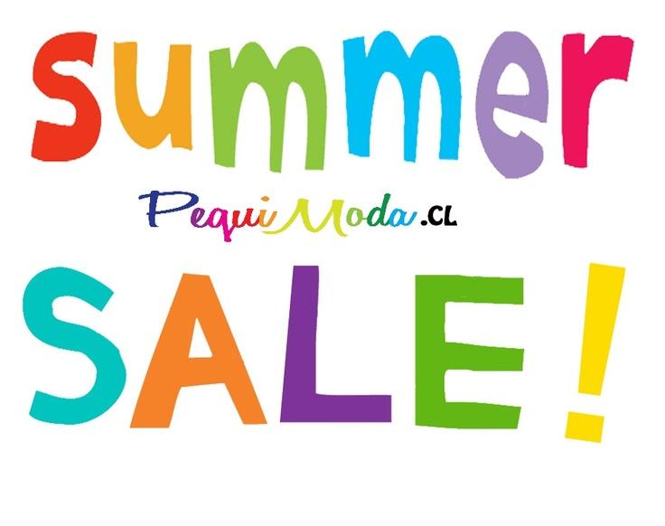 tenemos las mejores ofertas para la ropa de verano     busquenos en www.pequimoda.cl