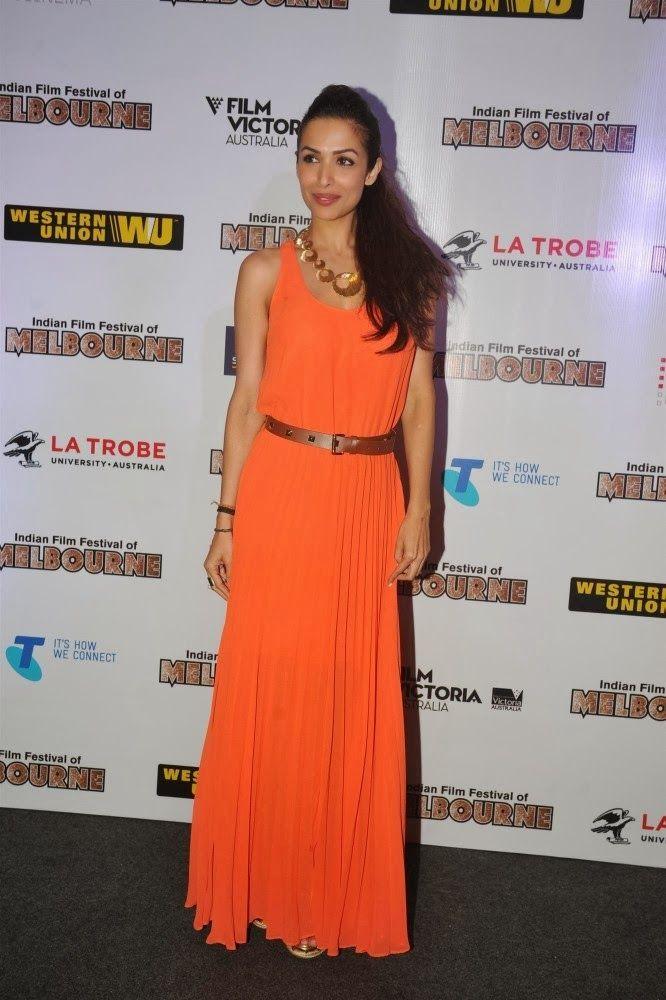 Malaika Arora Khan at IFF of Melbourne Press Meet.