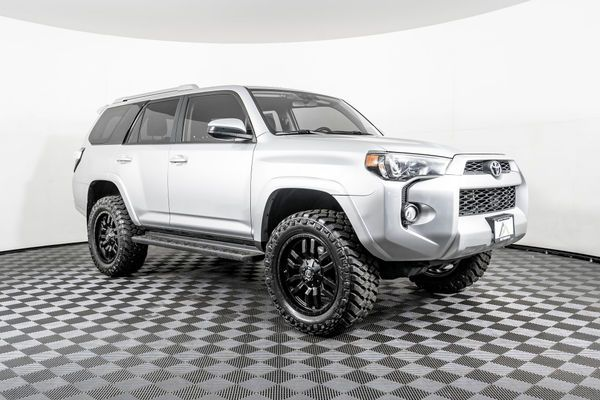 Used Lifted 2016 Toyota 4runner Limited 4x4 Suv For Sale Northwest Motorsport Toyota 4runner 4runner Toyota 4runner Trd