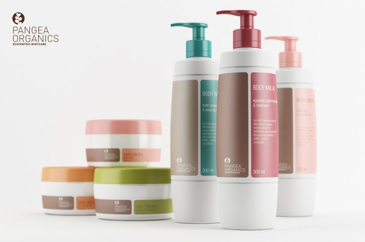 Beauty & health - packaging