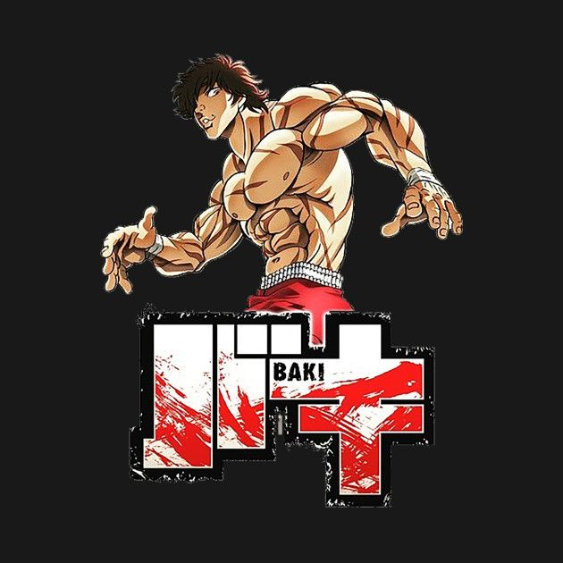 Check Out This Awesome Hanma Baki The World 27s Strongest Boy