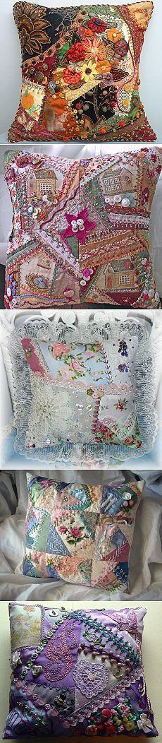 Красивое лоскутное шитье — для дома — Рукоделие