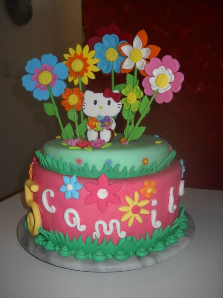 Torta para nena