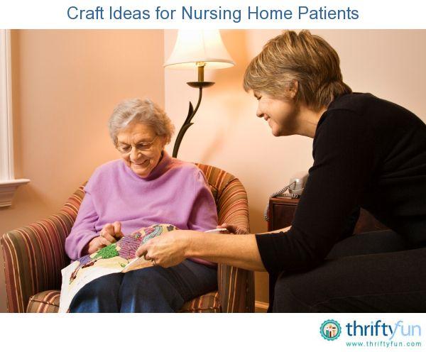 60 best Geriatric Nursing images on Pinterest Senior activities - nursing home activity ideas