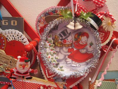 1311 best Christmas Ornament and Craft Ideas images on Pinterest
