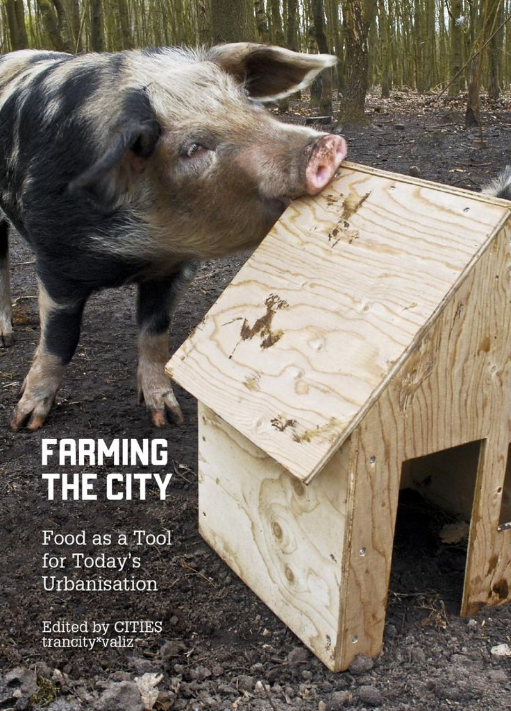 Farming the City – Food as a Tool for Today's Urbanisation – Book Preview  Farming the City is about how to use food a tool for today's urbanisation by employing effective and achievable small-scale local solutions. Yes, we live in challenging times, but we do not seek to alarm or demoralise our readers. Yes, 75 per cent of us will be living in cities by 2050, and we face serious issues regarding food miles, foodprints and CO2 emissions. But many of us have heard this story too many times…