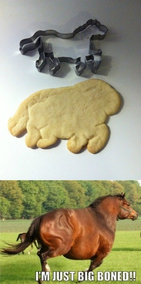 Ok, this is what happened to all my Xmas cookies! :)